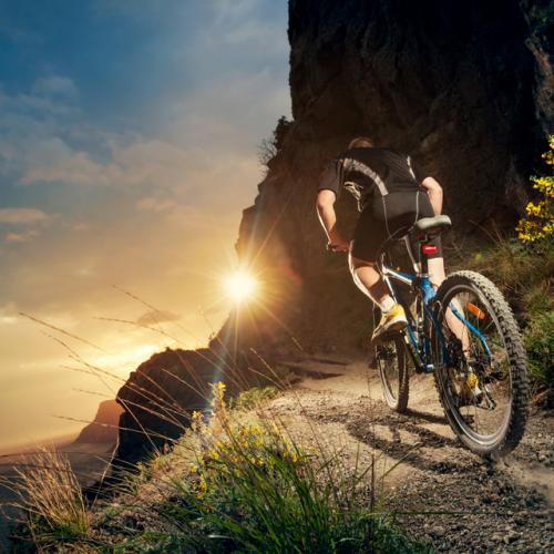 Le cyclisme en montagne